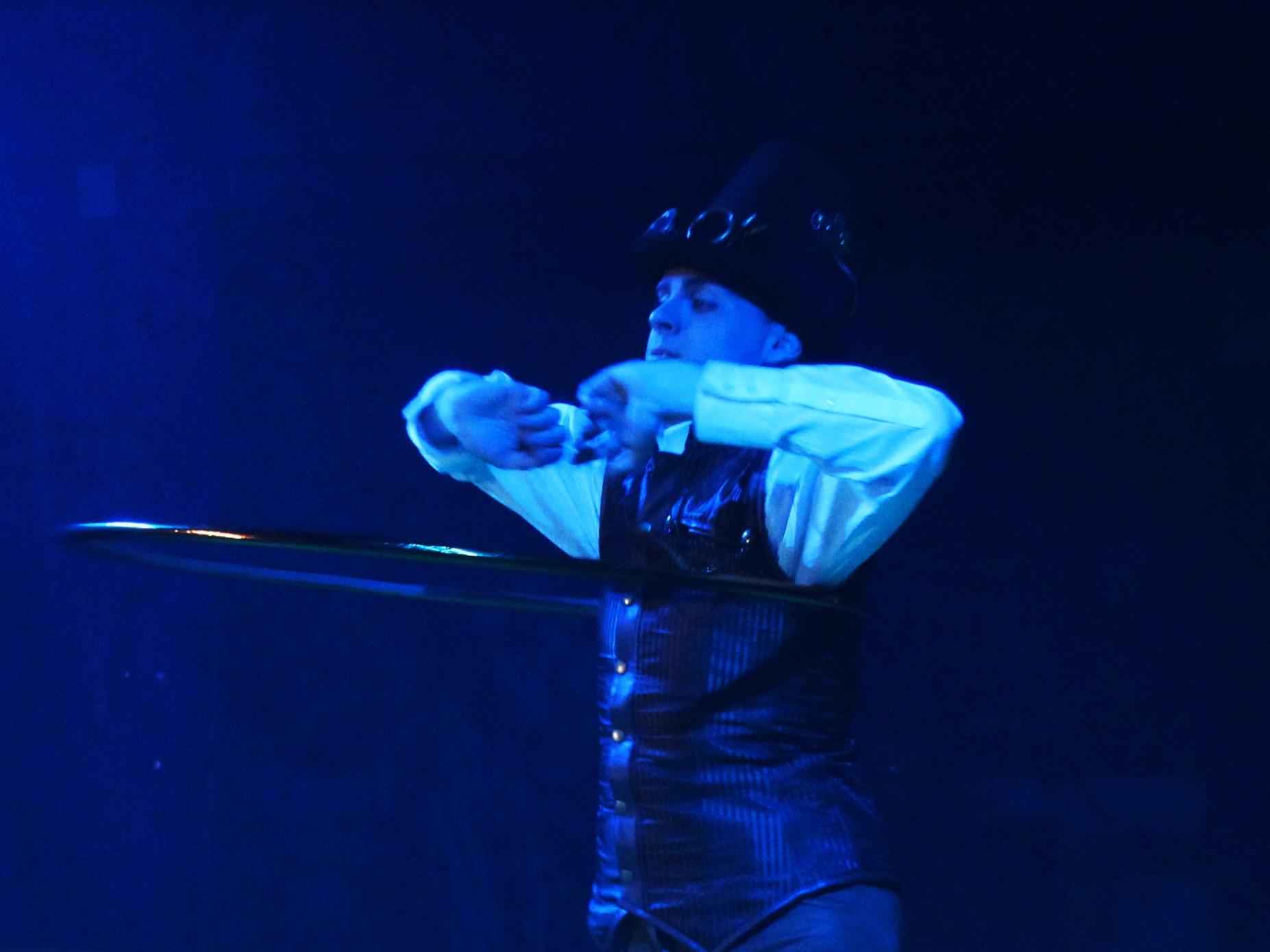 Book this circus act in Belgium